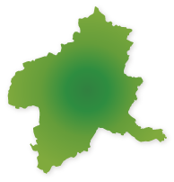 群馬県地図イメージ