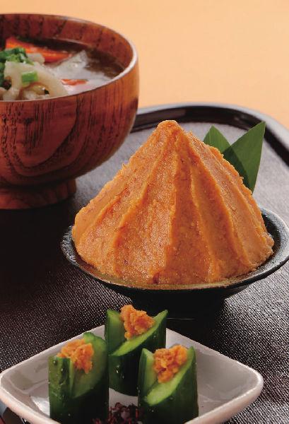 上野村産大豆の「十石みそ」